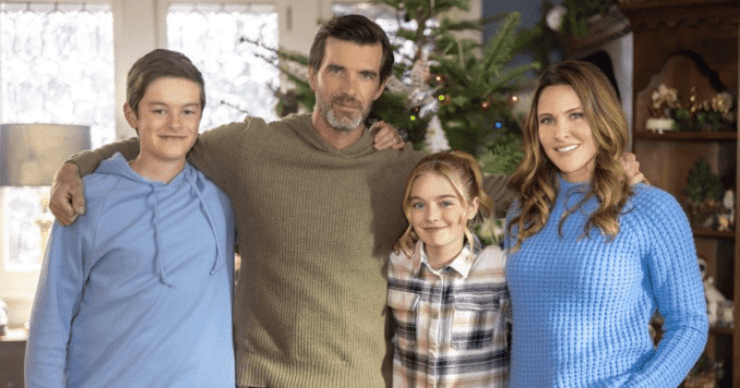 'The Angel Tree': fecha de lanzamiento, trama, reparto, tráiler y todo lo que necesitas saber sobre la película navideña de Hallmark