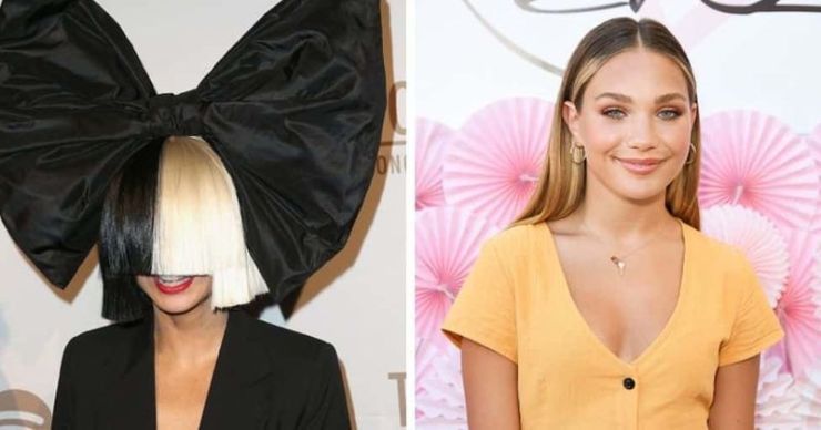 Sia defiende el casting de Maddie Ziegler en 'Música', Internet dice que ella es 'el gran dedo medio de la comunidad autista'