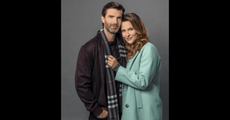 'The Angel Tree': Conoce a Jill Wagner, Lucas Bryant, Cassidy Nugent y el resto del elenco de Hallmark Christmas