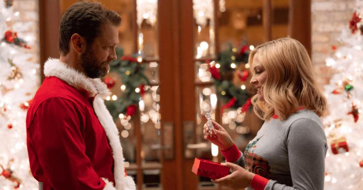 'Dear Christmas': Conoce a Melissa Joan Hart, Jason Priestley y Nicky Whelan, el elenco de la película navideña de Lifetime