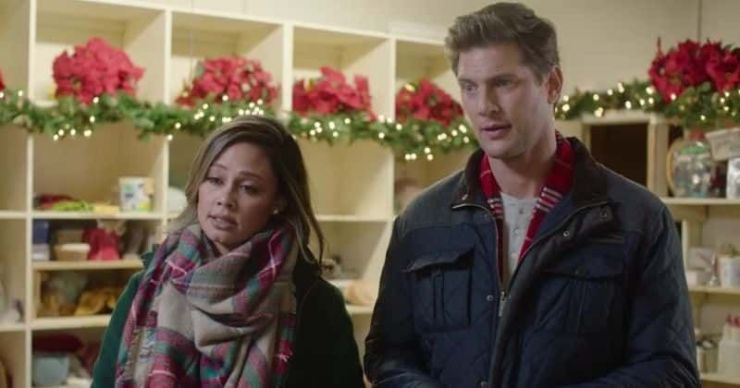 'People Presents: Once Upon a Main Street': Vannesa Lachey y Ryan McPartlin brillan en la comedia navideña