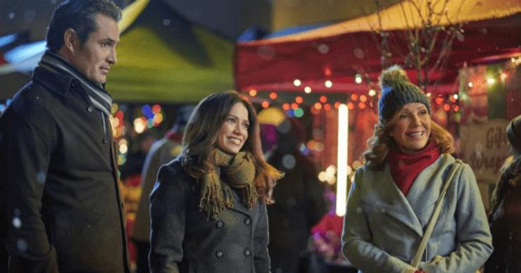 'Five Star Christmas': Conoce a Bethany Joy Lenz, Victor Webster y el resto del elenco de la romántica película navideña de Hallmark