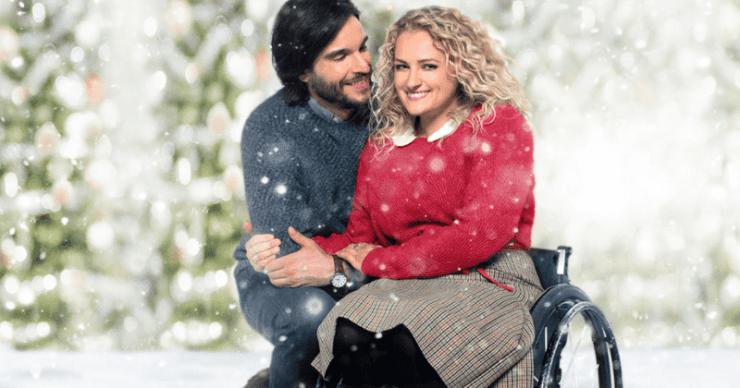 'Christmas Ever After': fecha de lanzamiento, trama, reparto y todo lo que necesitas saber sobre la película Lifetime protagonizada por el ganador del premio Tony Ali Stroker