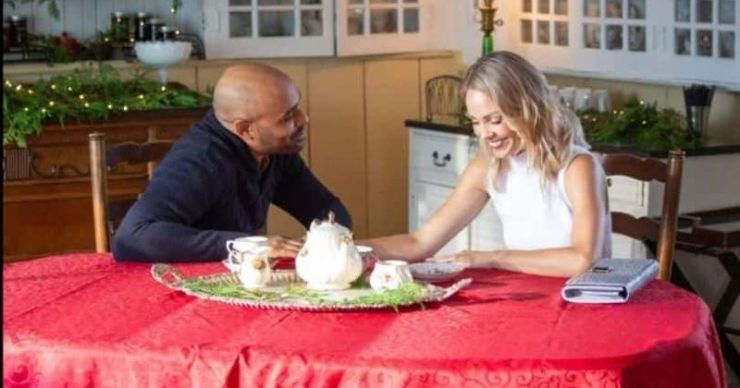 'A Christmas Exchange': fecha de lanzamiento, trama, elenco y todo lo que necesitas saber sobre la conmovedora película Lifetime