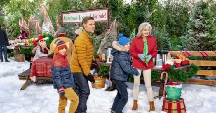 'A Godwink Christmas: Second Chance, First Love': fecha de lanzamiento, trama, elenco y todo lo que necesitas saber sobre la película navideña de Hallmark