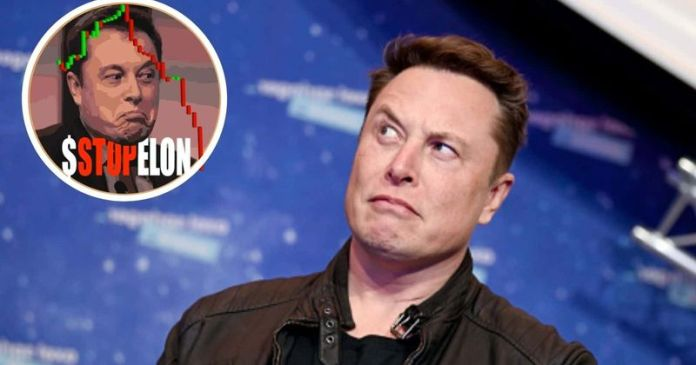 Who owns StopElon? Cryptocurrency targeting Elon Musk aims to control Tesla  stock and 'fly to f**king Pluto'   MEAWW