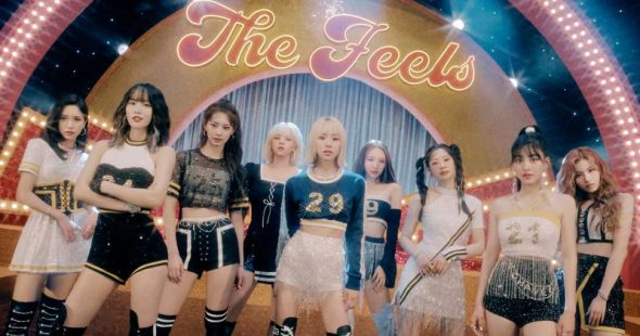 Twice 'The Feels': Release date, concept and all about K-pop group's 1st English song