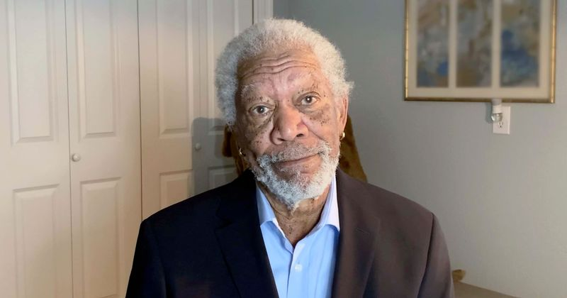 Morgan Freeman rechaza el financiamiento de la policía: