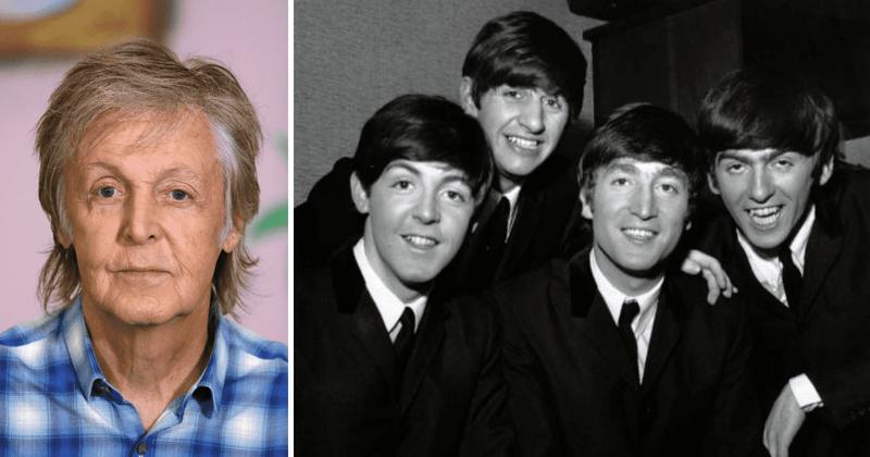 ¿Quién dividió a los Beatles?  Paul McCartney dice que John Lennon y los fanáticos culpan a Yoko Ono