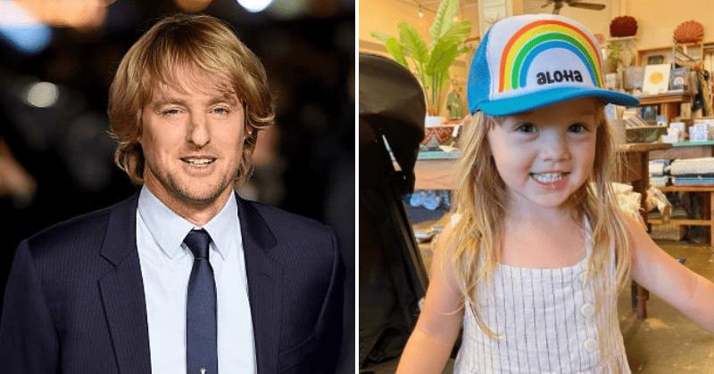 Owen Wilson se niega a conocer a su hija Lyla cuando cumpla 3 años, mamá comparte hermosas fotos
