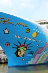 Norwegian Breakaway am Pier 88