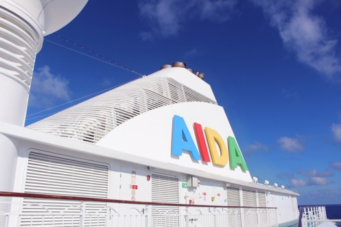 Beliebte vier Buchstaben: AIDA