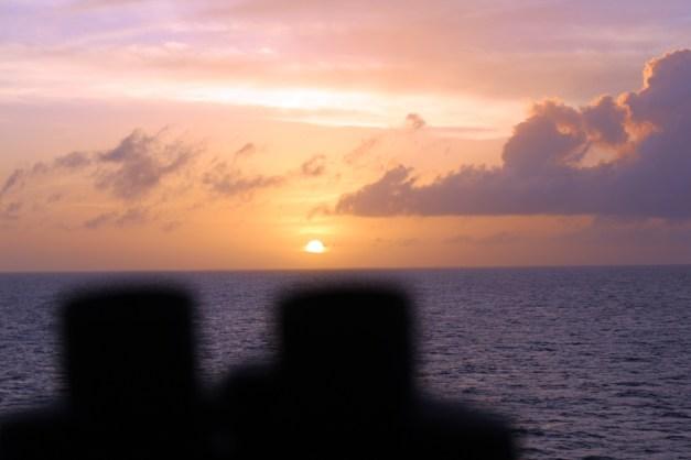 Abendatmosphäre an Bord der Celebrity Equinox