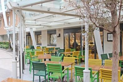Park Café im Central Park