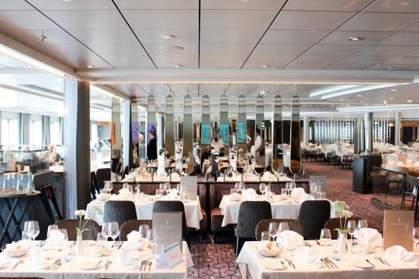 Das Klassik Atlantik Bedienrestaurant