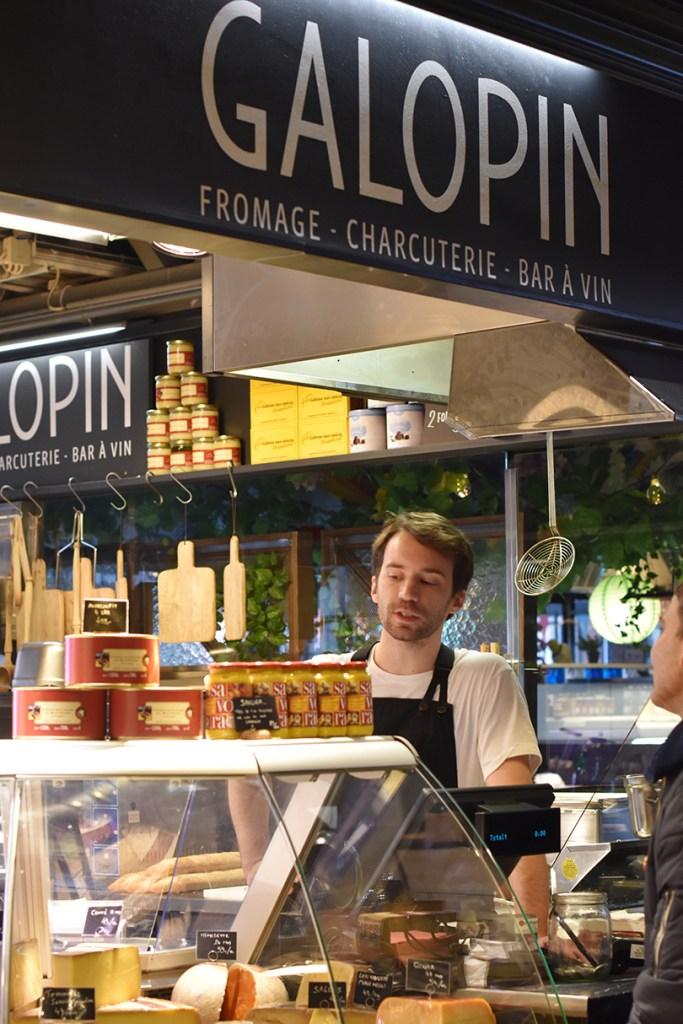 Galopin in Oslo