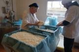 Mary making Cardo