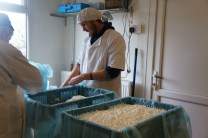 Cheesemaker Cameron from Australia - our rising star :-)