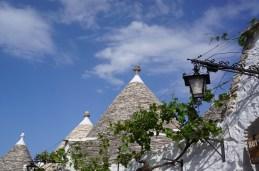 Trulli houses of Alberobello
