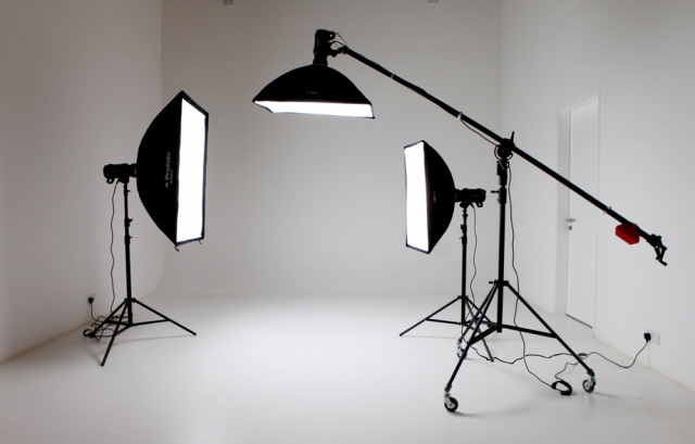 Small Studio Lighting Setup
