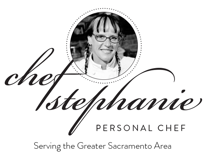 chef stephanie : personal chef