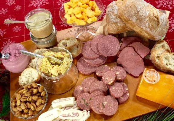 Charcuterie Board - From the Land of KS