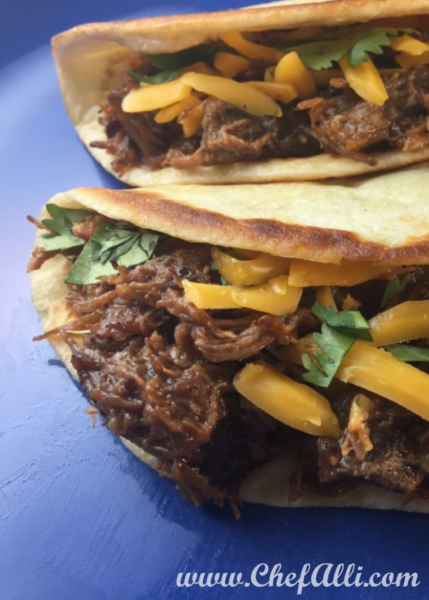 Instant Pot Big Bold Beef Carnitas