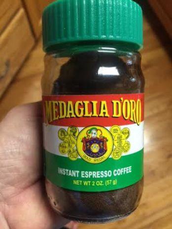 Medaglia D'Oro Espresso Powder