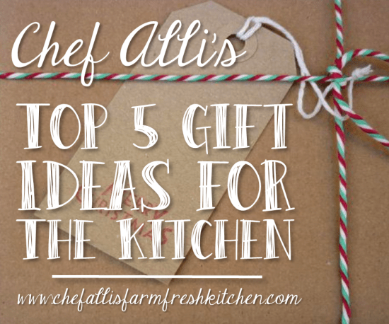 Top Five Gift Ideas