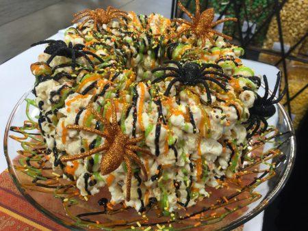 Crazy Kettle Corn Cake   Chef Alli's Farm Fresh Kitchen