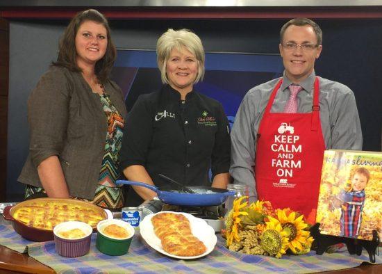 Chicken Pot Pie | Chef Alli's Farm Fresh Kitchen