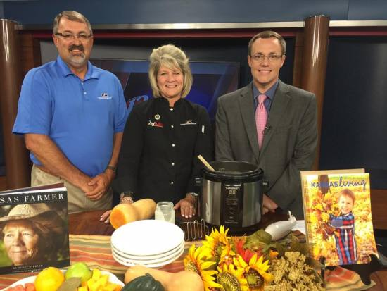Winter Squash Soup on WIBW