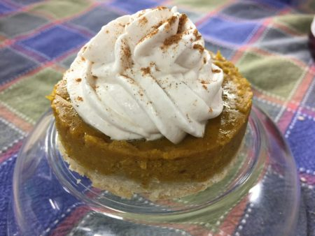Caramel Maple Pumpkin Pie | Chef Alli's Farm Fresh Kitchen