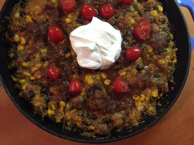 quinoa-bake
