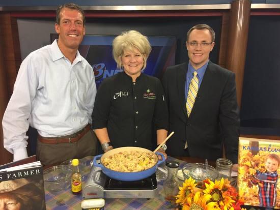 Hawaiian-inspired Fried Rice | Chef Alli's Farm Fresh Kitchen