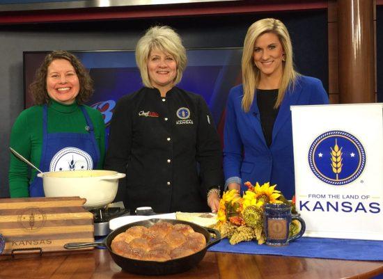 From the Land of Kansas Month | Chef Alli's Farm Fresh Kitchen