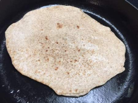 Homemade Flour Tortillas | Chef Alli's Farm Fresh Kitchen