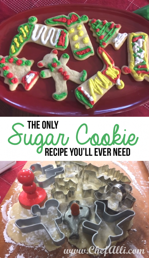 Sugar cookie hacks!!!! I FINALLY found a sugar cookie recipe I can depend on!!! The only sugar cookie recipe you will ever need. These are easy, delicious, and come with all the tips to make them right every time.