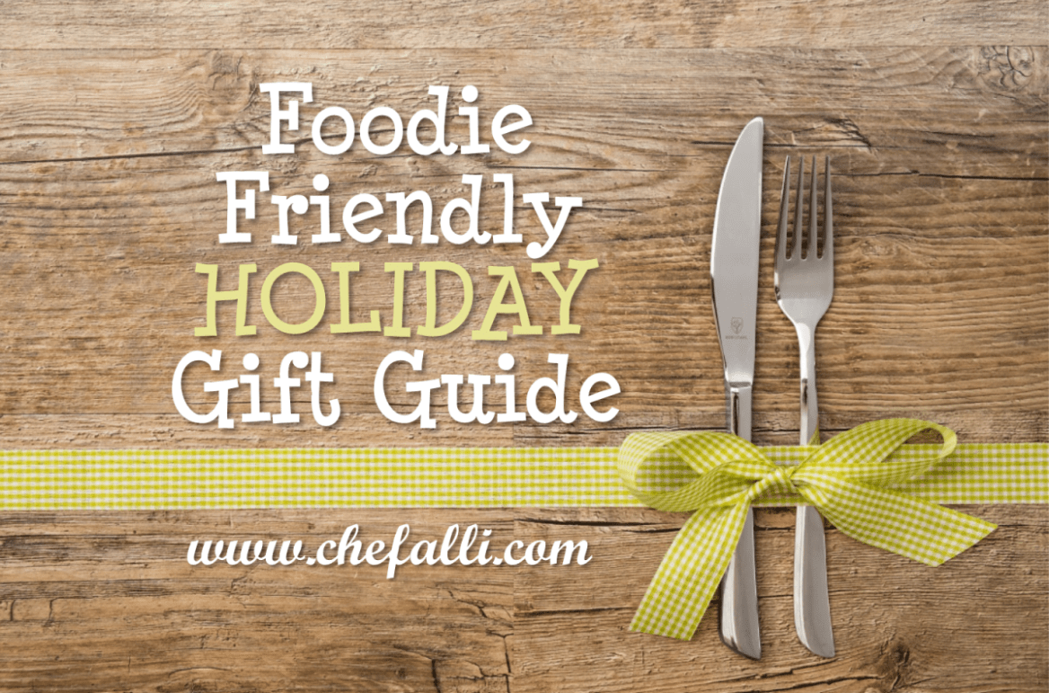 Kitchen Gift Ideas for anyone on your list who loves cooking!