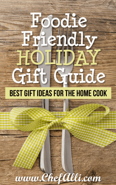 Top Kitchen Gift Ideas for the home cook.
