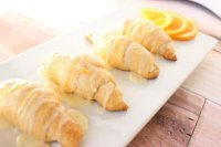Easy Orange Breakfast Crescents