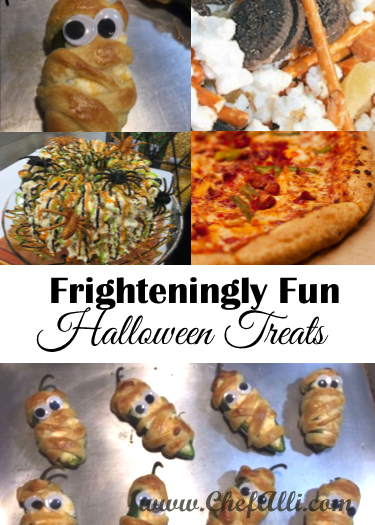 Kid Friendly And Frightfully Fun Halloween Treats Chefalli