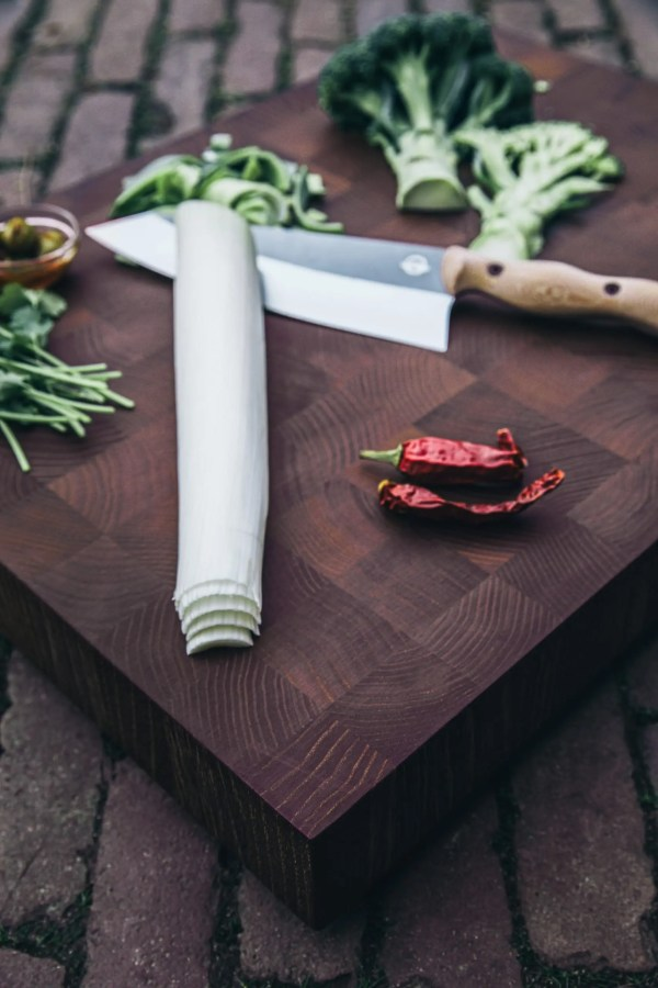 Chef & Knife snijplank 3