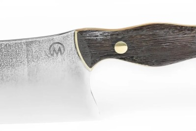 Mknives 18 collectie chef detail 210mm