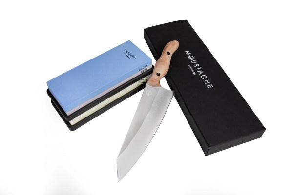 Watersteen Chef & Knife