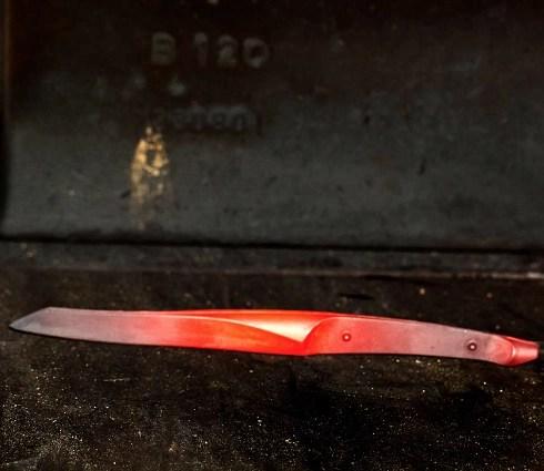 Sknife smeden