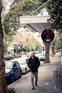 Ed on Crown Street