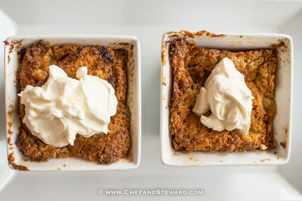 Mother's Day Jamaican Bread Pudding