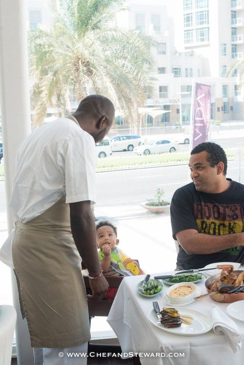 Chef Izu Ani La Serre Dubai Interview Chef and Steward Food Blog-12