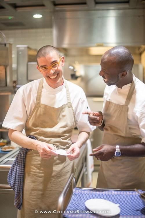 Chef Izu Ani La Serre Dubai Interview Chef and Steward Food Blog-9